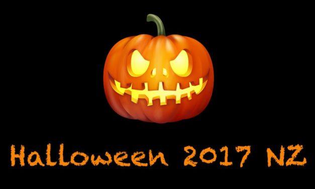 Halloween Events New Zealand 2017
