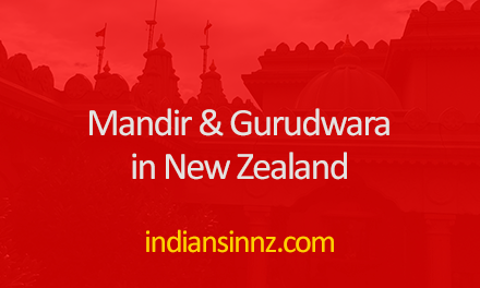 Temples and Gurudwaras in New Zealand