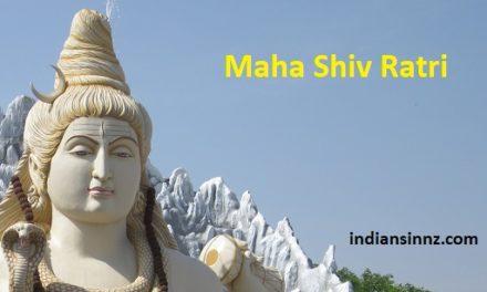 Maha Shivratri 2021 in New Zealand
