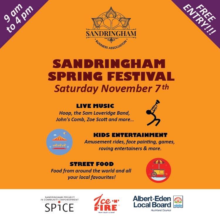 Sandringham Spring Festival 2020