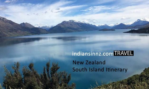Suggested 11 night New Zealand South Island Tour