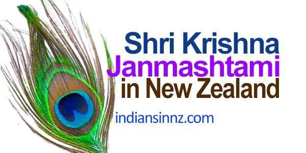 Krishna Janmashtami 2020 NZ