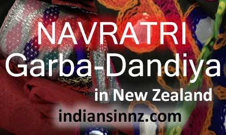 Navratri 2020 in New Zealand
