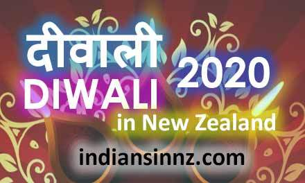 Diwali 2020 NZ