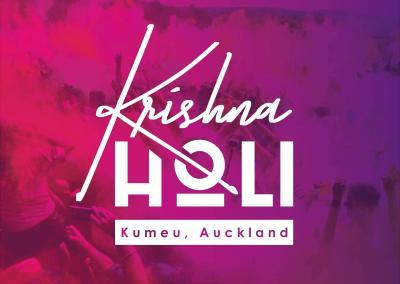 Iskcon Krishna Holi Auckland