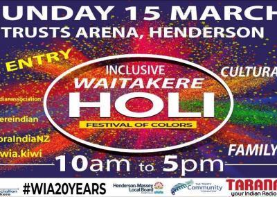 Waitakere Indian Association Auckland