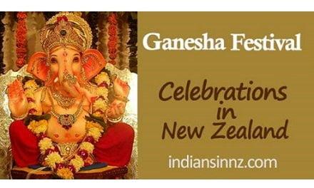 Ganesh Festival 2020 NZ