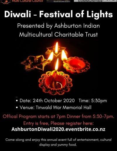 Ashburton Diwali 2020