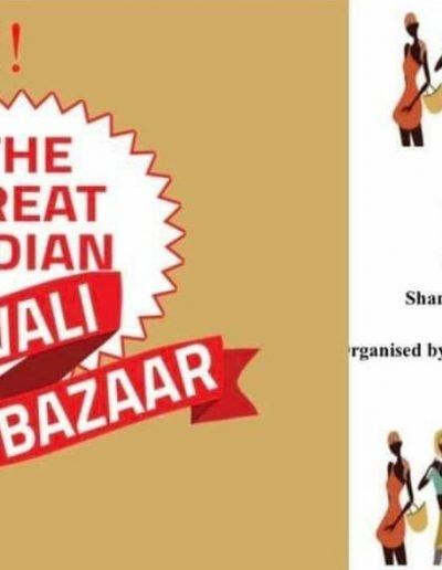 Diwali Bazaar Shanti Niwas Onehunga 2020