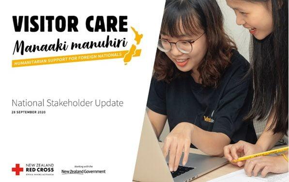 Visitor Care Manaaki Manuhiri