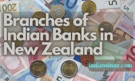 Indian Banks in New Zealand