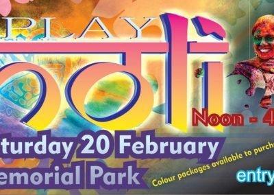 Tauranga Holi Festival 2021