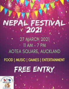 Nepal Festival 2021 Auckland