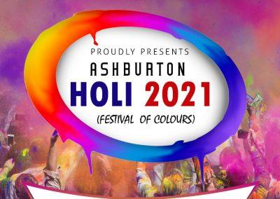 Ashburton Holi 2021