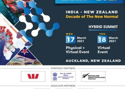 India New Zealand Business Council Summit 2021