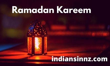 Ramadan & Eid 2021 in New Zealand